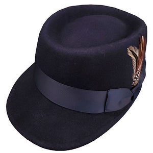 Bruno Capelo Wool Legion Cap