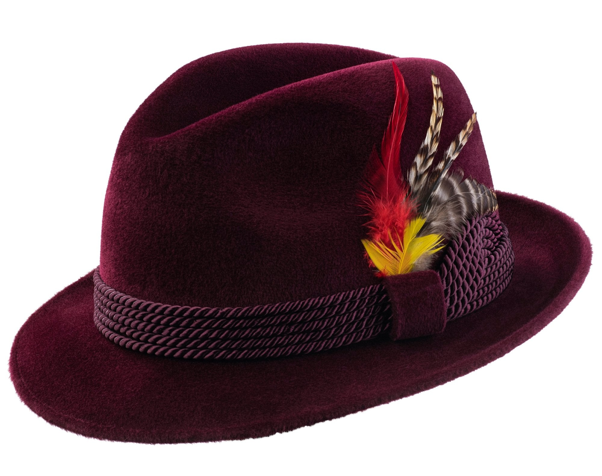 Selentino Maple Fedora Hat