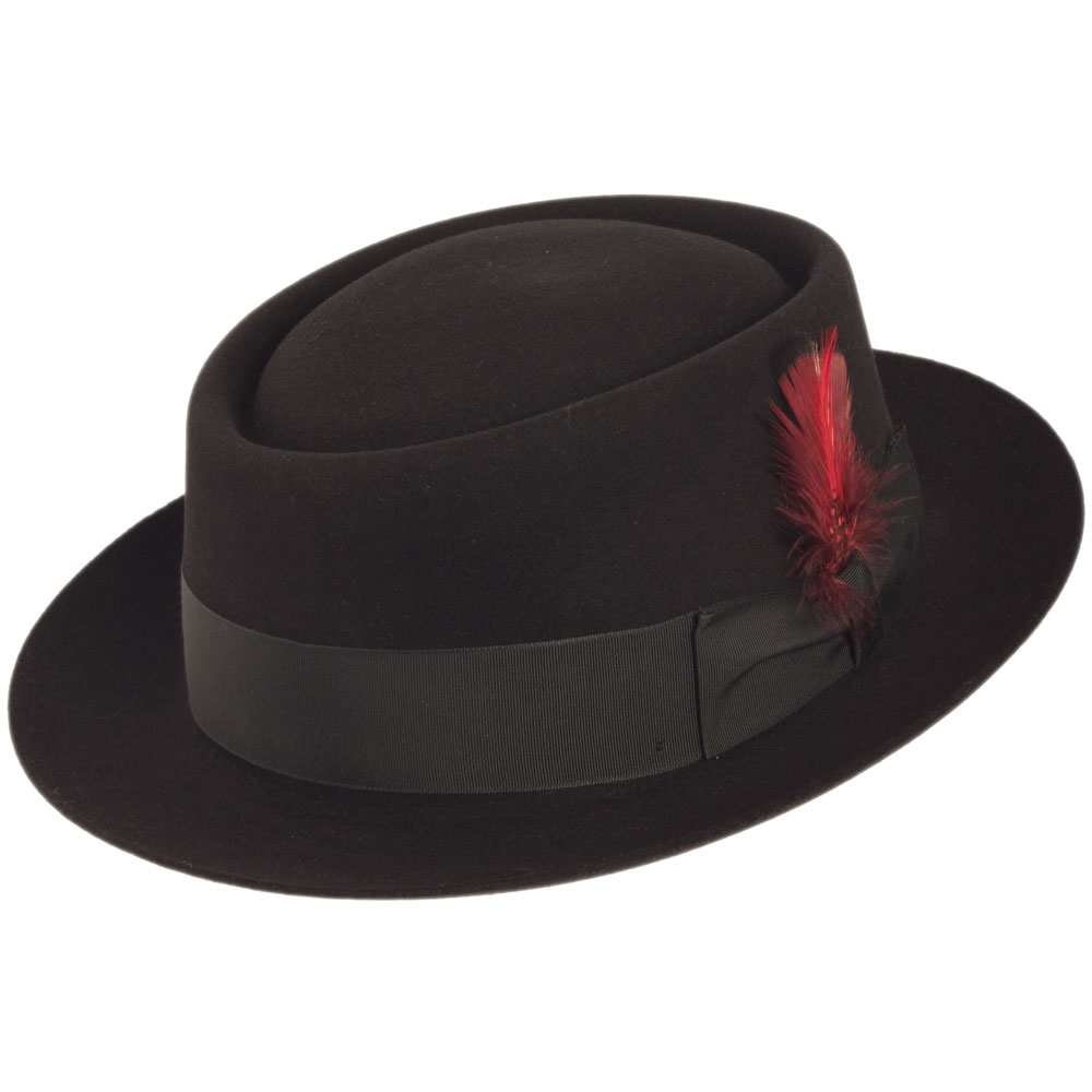 Biltmore Orleans Porkpie Dress Hat