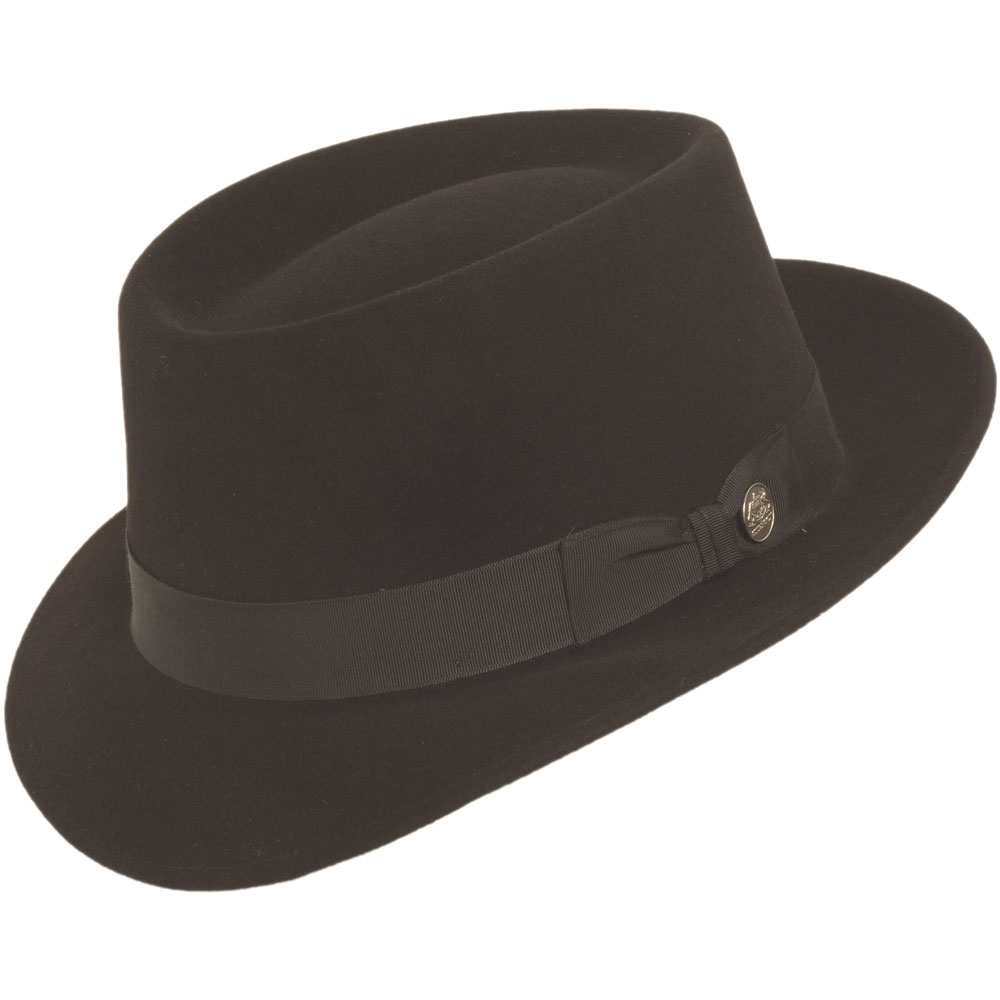Stetson Bingham Porkpie Dress Hat