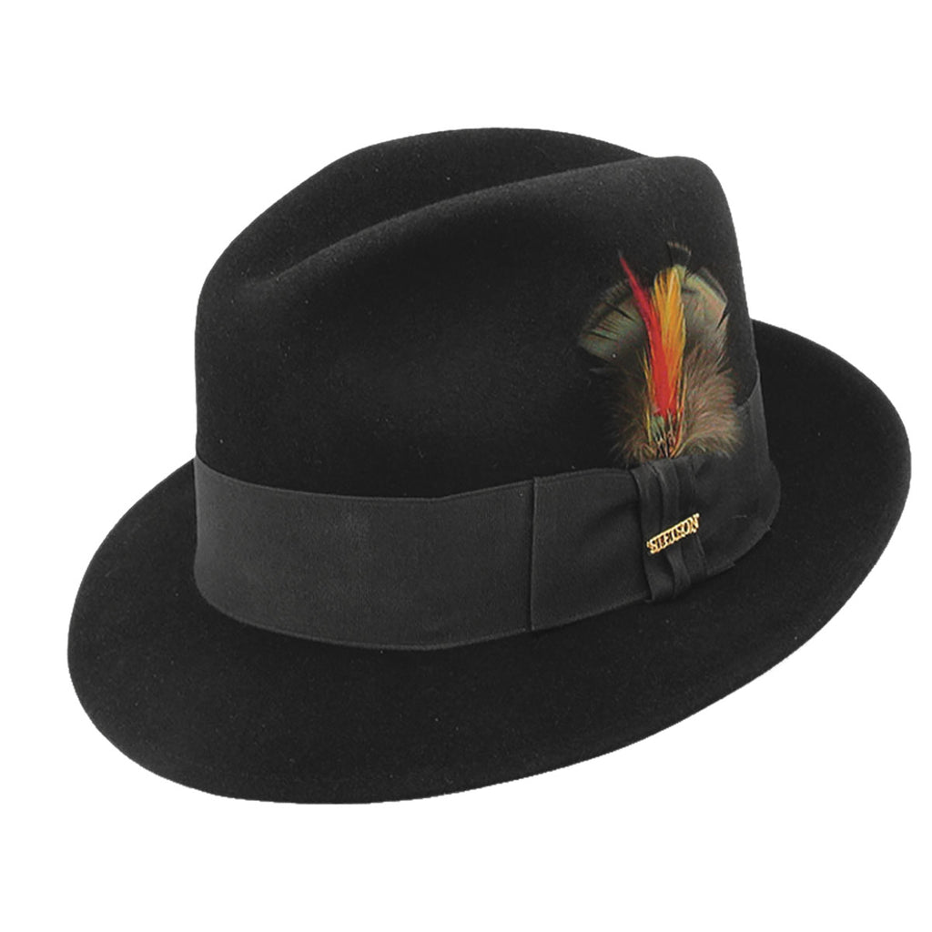 Stetson Frederick Wool Dress Hat