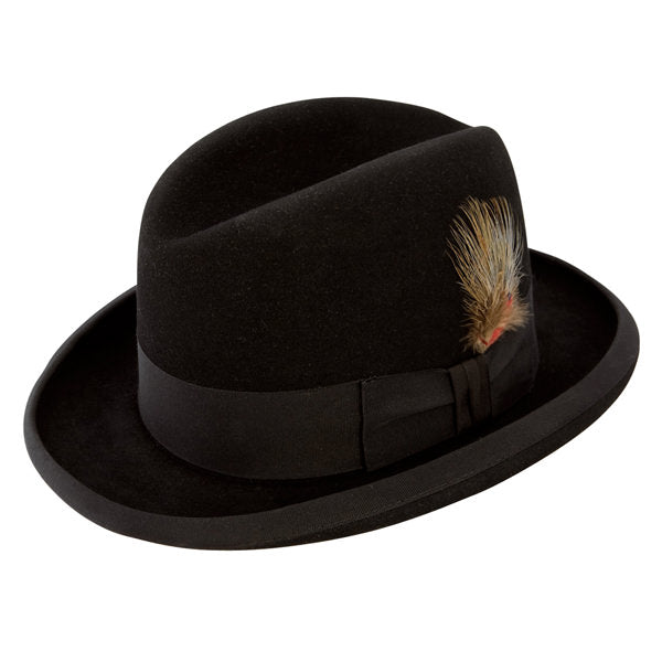 Stetson Homburg Dress Hat