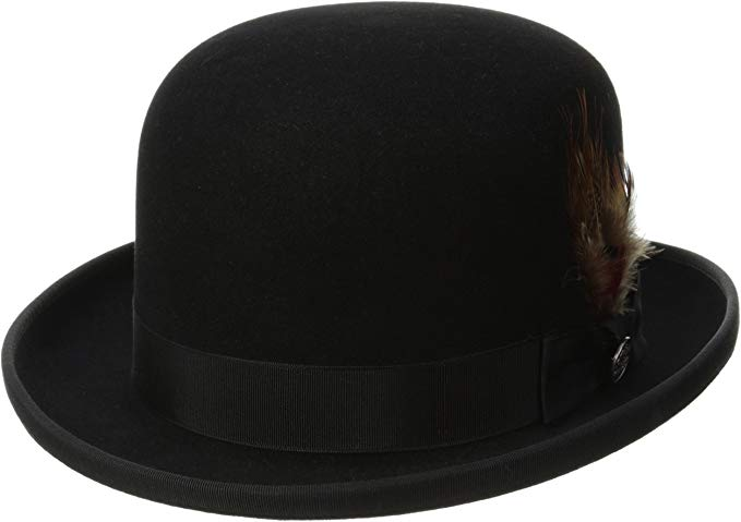 Stetson Derby Wool Dress Hat