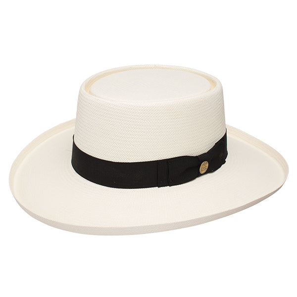 Stetson Colonel Shantung Straw Hat