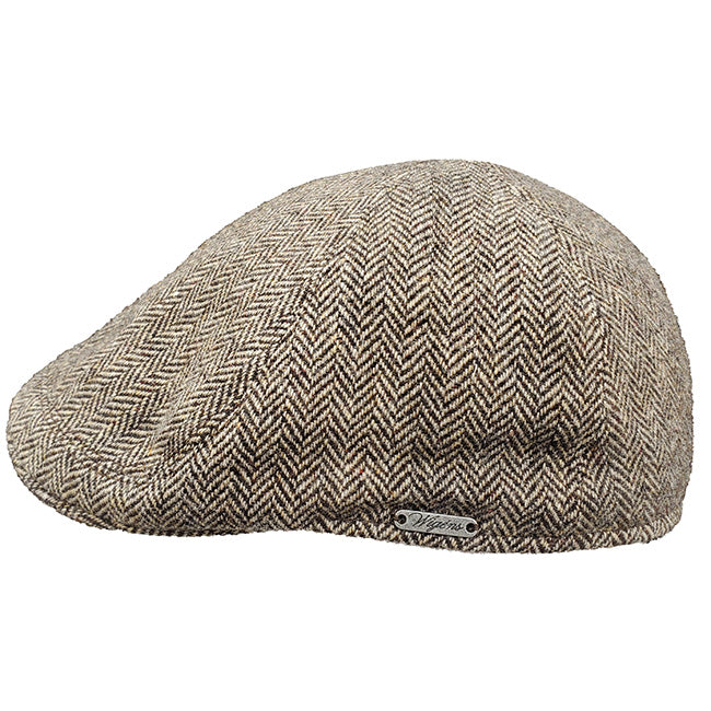 Wigens Swift Herringbone Pub Cap