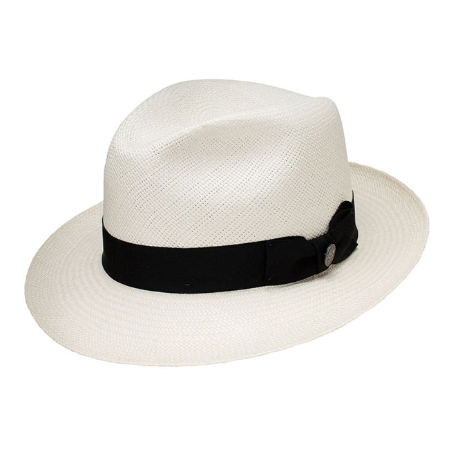 Stetson The Moor Panama Straw Hat
