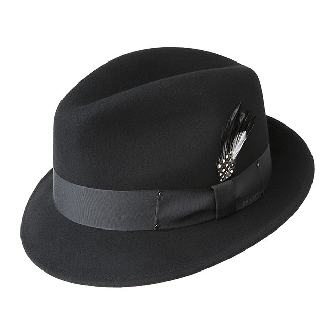 Bailey Tino Wool Crushable Fedora