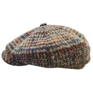 German Stetson Trifecta Newsboy Cap
