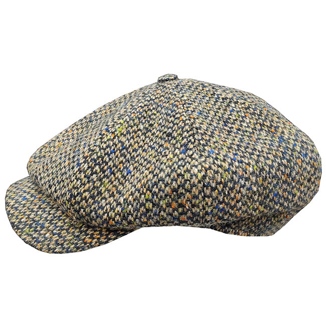 Wigens Donegal Tweed Newsboy