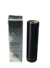 Load image into Gallery viewer, Lancome L'Absolu Rouge Hydrating Shaping Lipcolor #245 Amande Sucree