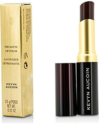 Kevyn Aucoin Matte Color Lipstick, Bloodroses, 0.12 Ounce - JNI Wholesale Makeup & Cosmetics Distributors