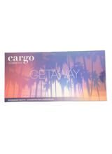 Load image into Gallery viewer, Cargo Cosmetics Getaway Eye Shadow Palette