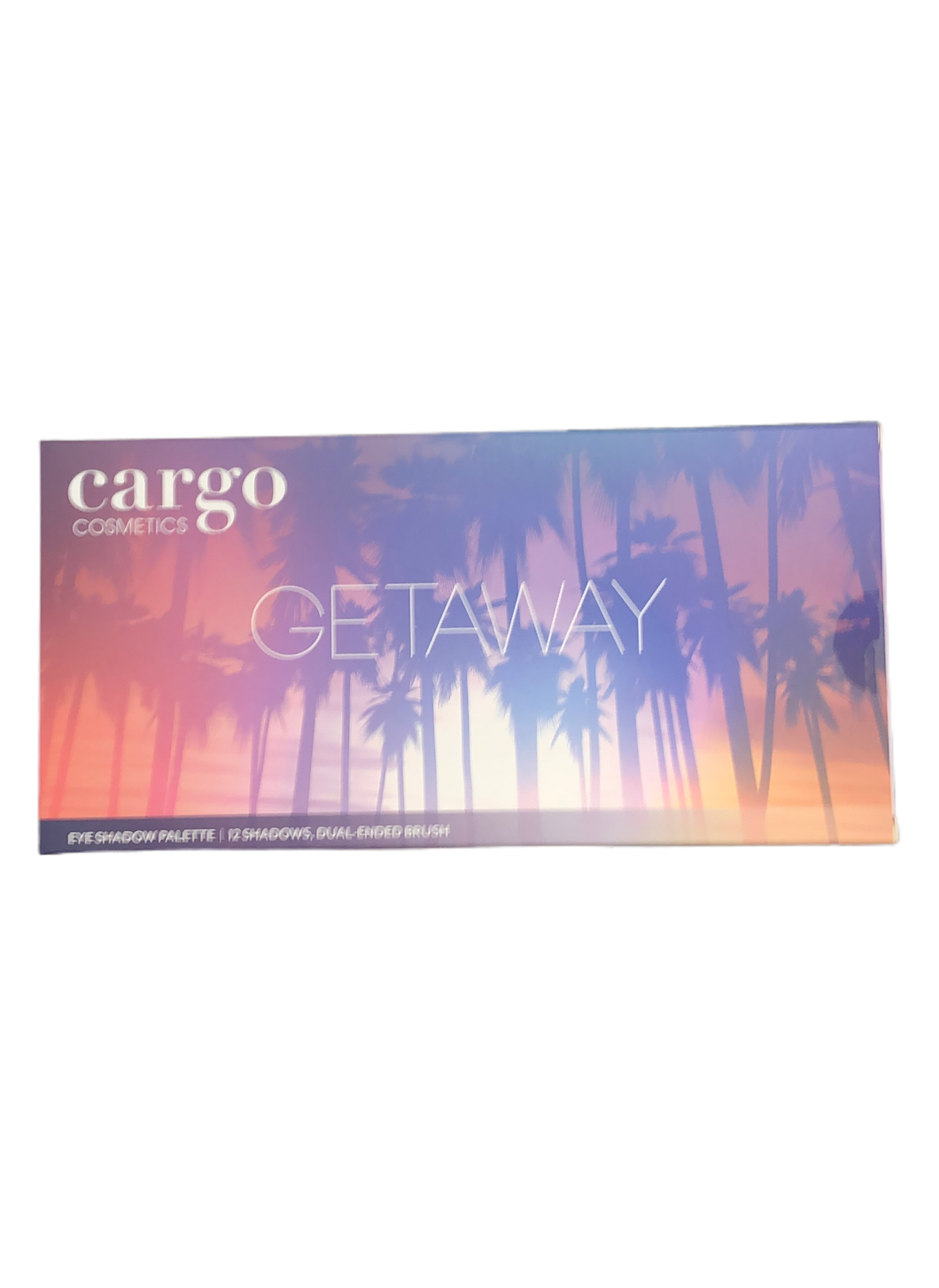Cargo Cosmetics Getaway Eye Shadow Palette