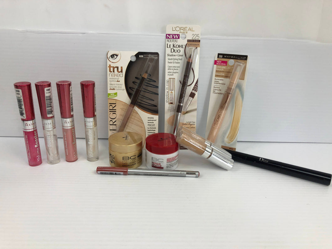 Wholesale Mixed Cosmetic Lot (See Details)