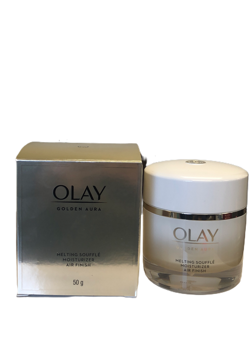 Olay Golden Aura Melting Soufflé Moisturizer Air Finish 50 g