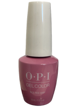 Load image into Gallery viewer, OPI Soak-Off Gel Color GC T80 - RICE RICE BABY - .5 oz