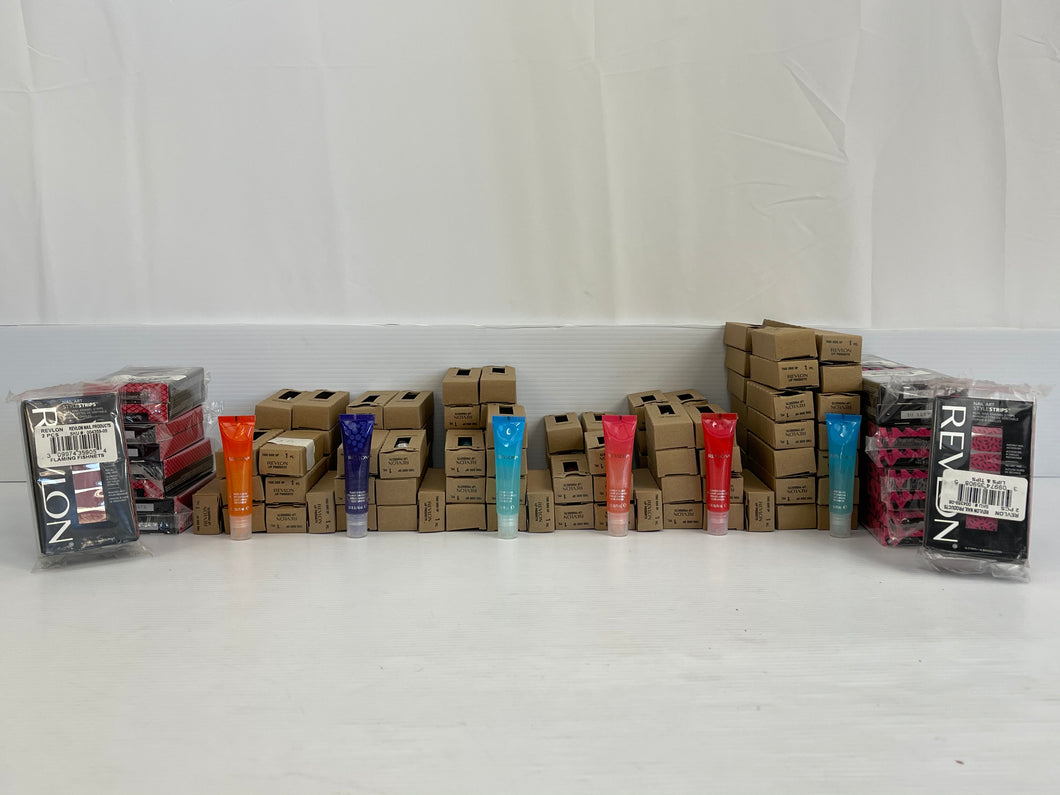 REVLON Wholesale 134 PC Mix Lot