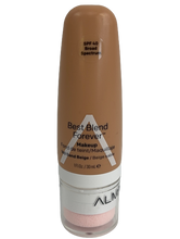 Load image into Gallery viewer, Almay Best Blend Forever Foundation, 160 Sand Beige, SPF 40, 1 OZ