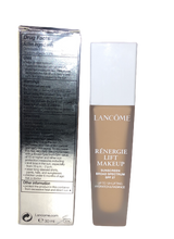 Load image into Gallery viewer, Lancome Renergie Lift Makeup #210 Buff 1 oz