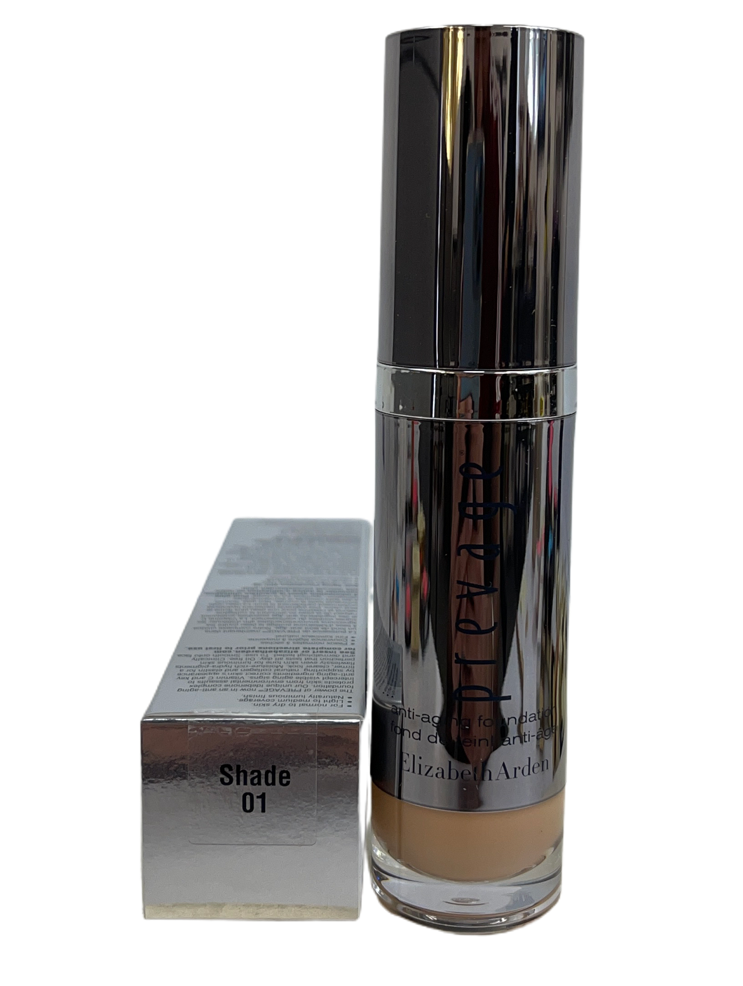 Elizabeth Arden PREVAGE Anti-Aging Foundation SPF 30 1 OZ / 30 ML (01)