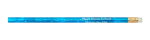 Pencil Guy Shop Promotional Personalized Imprinted Glitz Round Pencils - Pencil Guy Shop