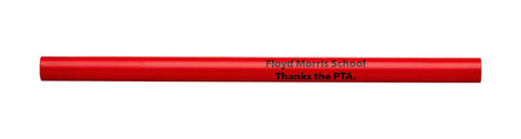 Pencil Guy Shop Promotional Personalized Imprinted Untipped Jumbo Pencils - Pencil Guy Shop