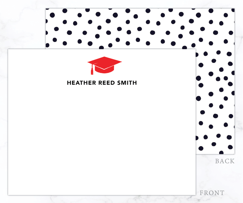 Graduation 2021 • Flat Note Cards