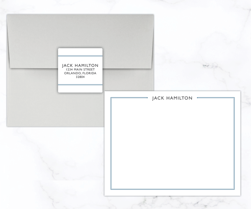 Personalized Stationery Set
