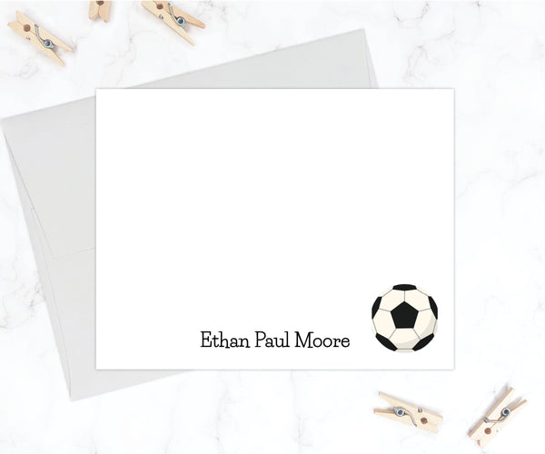 Soccer Stationery Set
