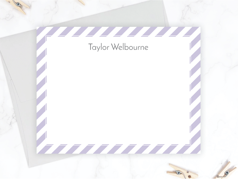 Kids Personalized Stationery