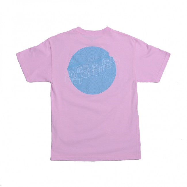 Quasi Skateboards Wired T-Shirt - Pink - Aylesbury Skateboards UK