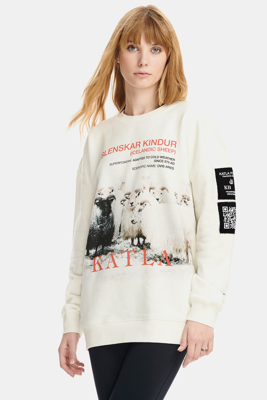 ICELANDIC SHEEP SWEATSHIRT