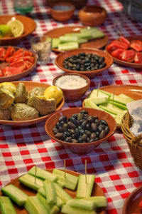 Cretan cuisine - The Mediterranean Diet Model