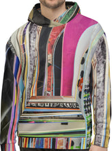 Load image into Gallery viewer, Snowboard Stripes Hoodie
