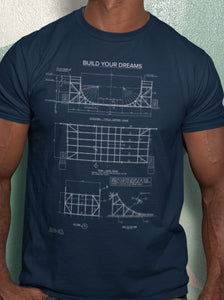 Build Your Dreams Men's Tee
