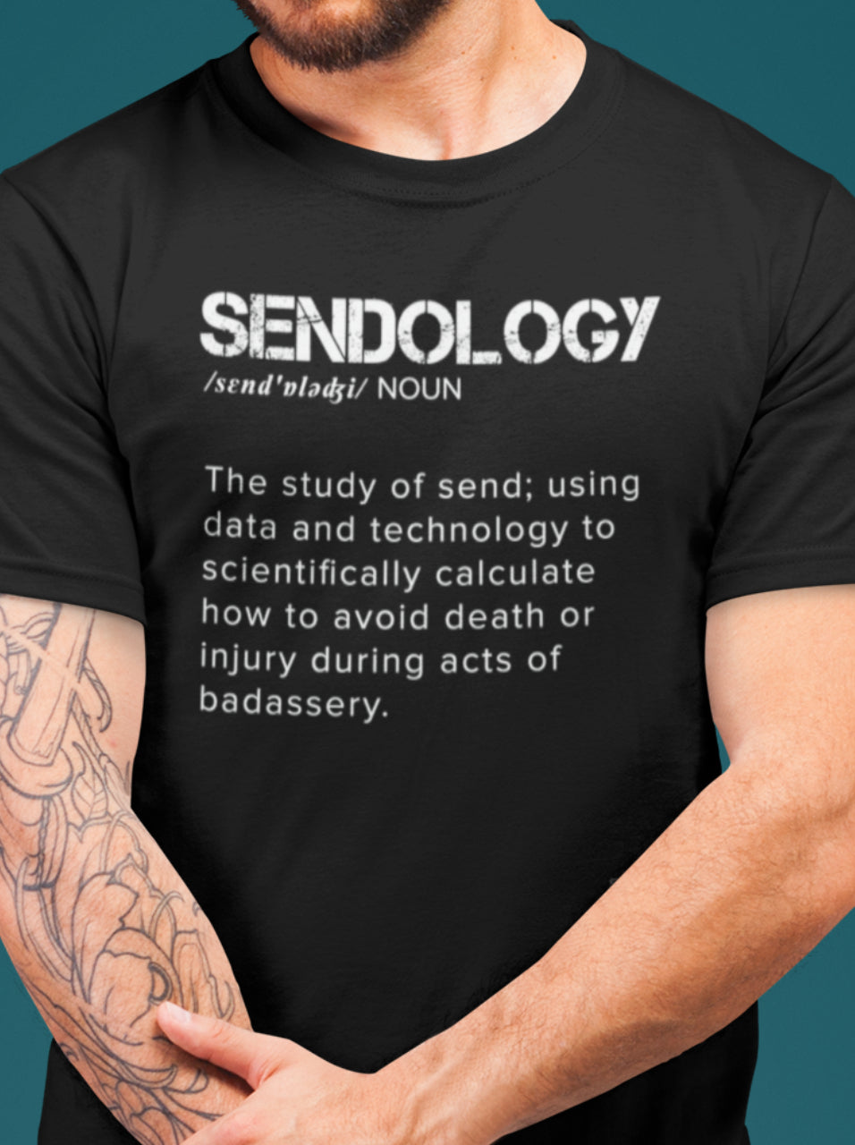 Sendology Definition Men's Tee