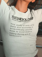 Load image into Gallery viewer, Sendology Definition Women's Slim Tee