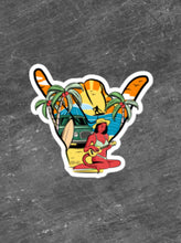 Load image into Gallery viewer, Shaka Beach Sticker