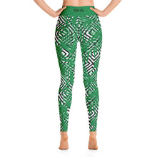 Load image into Gallery viewer, Palm Illusion Leggings
