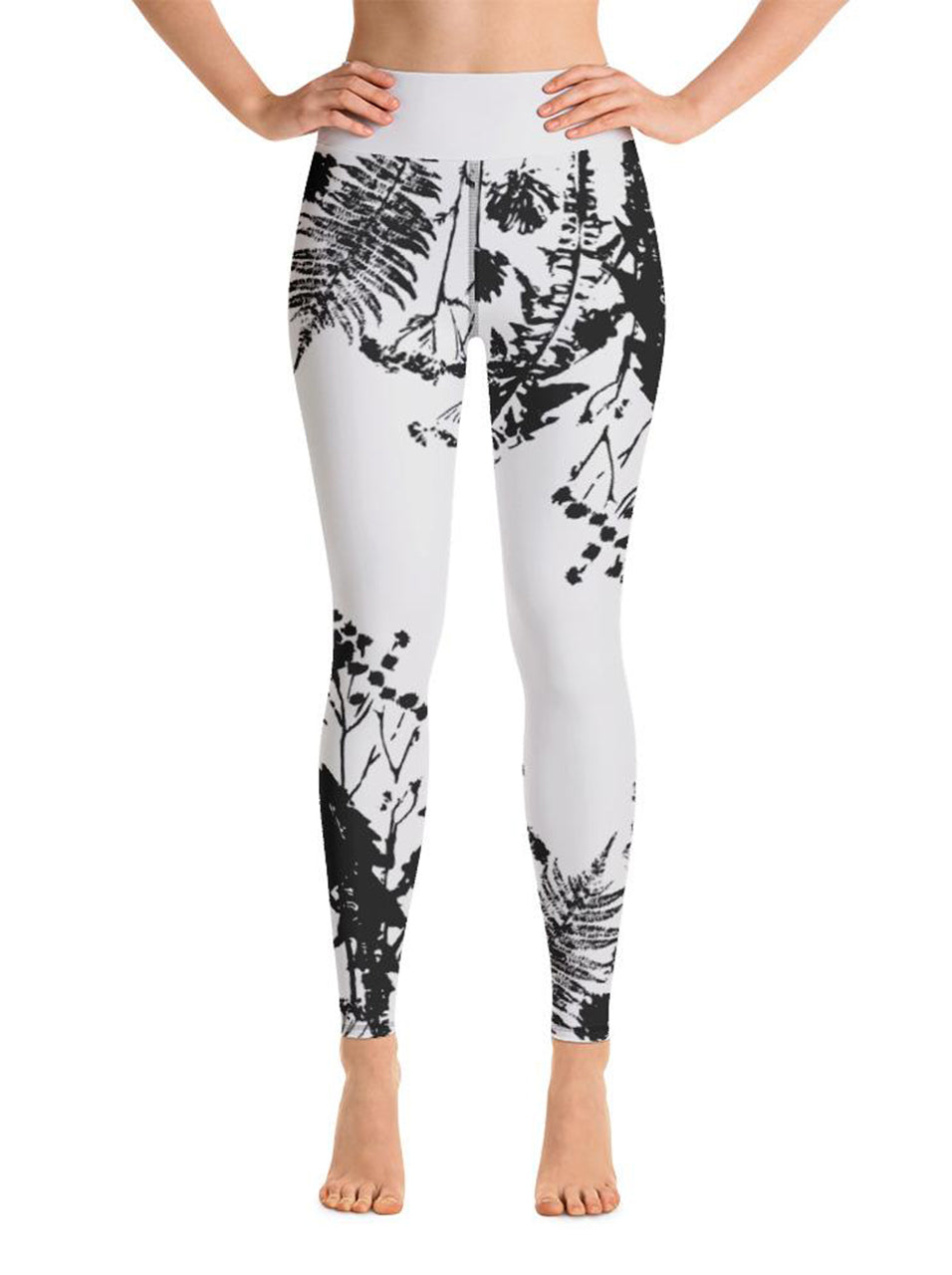 Weeds Leggings