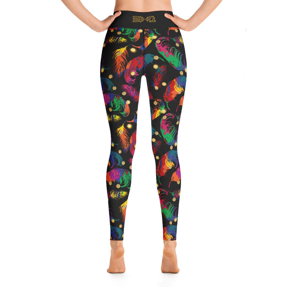 Neon Flight Leggings
