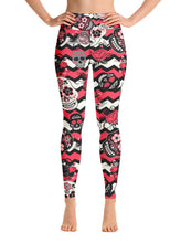 Load image into Gallery viewer, Santa Muerte Leggings
