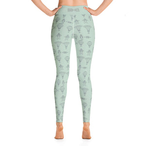 Skydiving Leggings