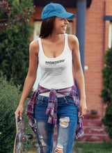 Load image into Gallery viewer, Badassery Definition Women's Tank