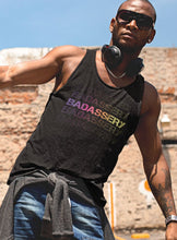 Load image into Gallery viewer, Badassery Gradient Men's Tank