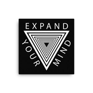 Expand Your Mind Canvas