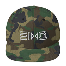 Load image into Gallery viewer, SIHQ Snapback