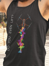 Load image into Gallery viewer, Do You Even Lift? Men's Tank
