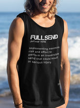 Load image into Gallery viewer, FullSend Definition Men's Tank