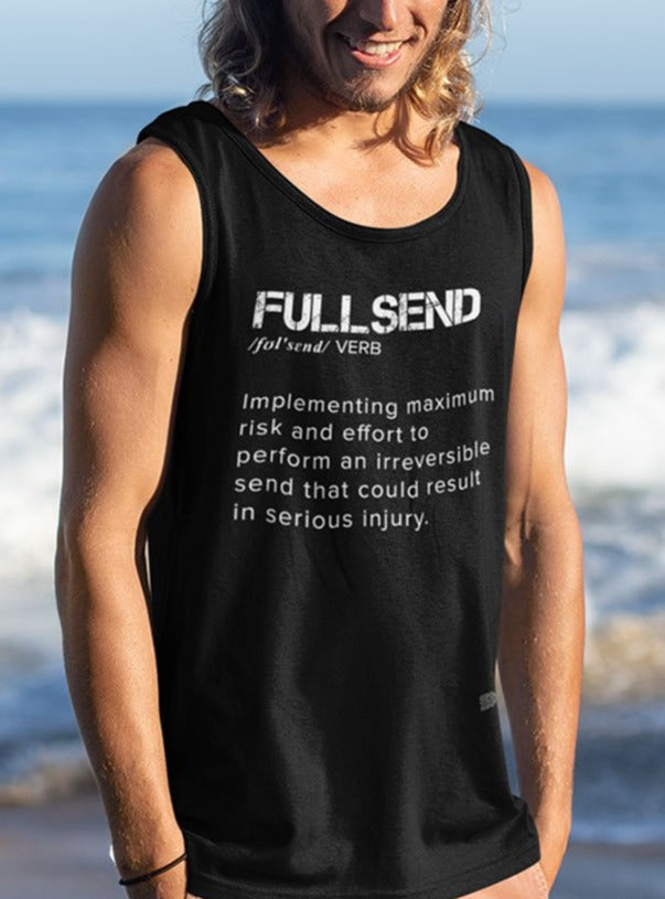 FullSend Definition Men's Tank